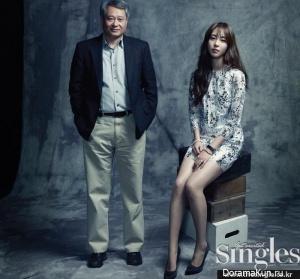 Ang Lee для Singles December 2012