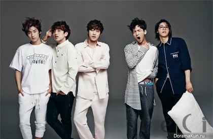 B1A4 для CeCi April 2014