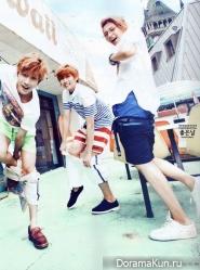B1A4 для CeCi July 2013