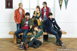 B1A4 для Omphalos Fall 2012