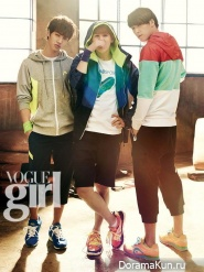 BEAST для Vogue Girl January 2013