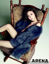 BESTie (Hae Ryeong) для Arena Homme Plus December 2013