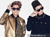 BTS (Bulletproof Boy Scouts) для Arena Homme Plus September 2013