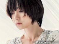 Bae Doo Na для Cine21 No. 928