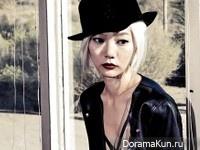 Bae Doo Na для Vogue December 2012 Extra