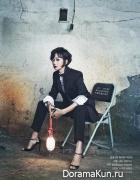Bae Doo Na, Song Sae Byeok для Vogue Korea May 2014