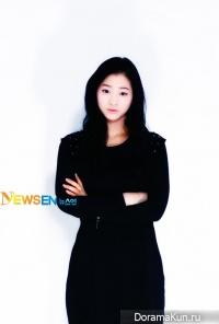 Bae Noo Ri для Newsen 2012