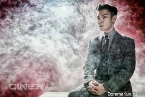 Big Bang (T.O.P) для Cine21 Magazine No.927