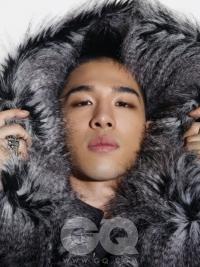 Big Bang's Taeyang для GQ Korea December 2010