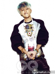 G-Dragon для GQ Korea November 2012
