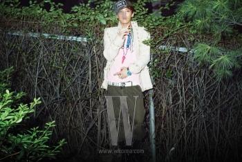 Big Bang's G-Dragon для W Korea September 2010