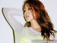 BoA для Dazed & Confused March 2013