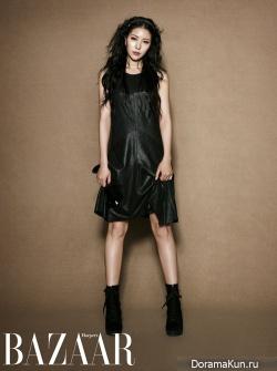 BoA для Harper's Bazaar Korea March 2012