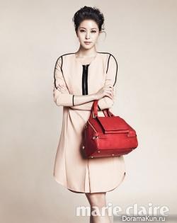 BoA для Marie Claire Korea 2012