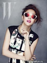 BoA для W Korea May 2013