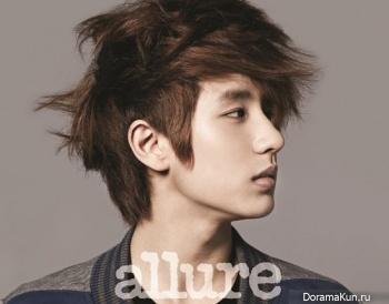 Boyfriend для Allure Korea February 2012