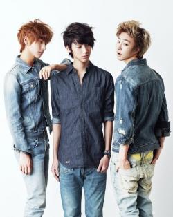 Boyfriend для Vogue Girl Korea 2012