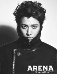 Jung Yong Hwa (CN Blue) для Arena Homme Plus December 2013