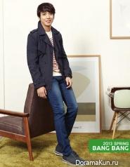 CNBLUE, Kang Sora для BANGBANG Spring 2013 Ads Extra