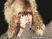 CNBLUE's Lee Jung Shin для Elle Girl November 2012