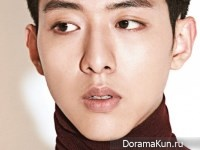 CN Blue (Lee Jung Shin) для NYLON Korea August 2014