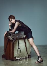 CN Blue для Vogue Girl Korea July 2010