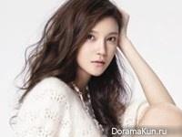 Cha Ye Ryun для Marie Claire November 2012