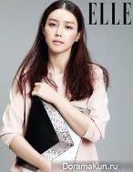 Chae Jung Ahn для Elle Korea May 2013