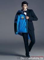 Park Hyeong Sik (ZE:A) для Cosmopolitan Korea November 2013