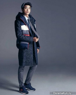 Hyungsik (ZE:A) для Cosmopolitan November 2013 Extra