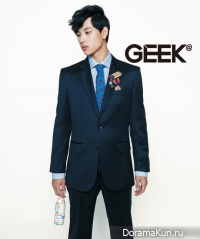 Children of Empire's Siwan для Geek September 2012