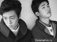Lee Hyun Woo, Hyung Sik (ZE:A) для W Korea September 2013