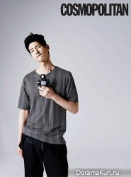 Choi Jin Hyuk и др. для Cosmopolitan Korea September 2013