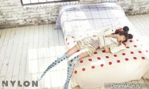 Choi Kang Hee для NYLON Korea 2012