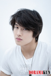 Choi Woo Sik и др. для Vogue Girl June 2011