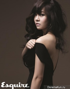 Choi Yoon Young для Esquire Korea May 2013