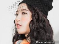 Ah Young (Dal☆shabet) для Superculture 2013