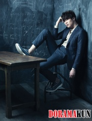 Choi Daniel для SURE Korea August 2012
