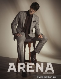 Daniel Henney для ARENA HOMME PLUS September 2012