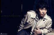 Daniel Henney, Yoo Ji Tae, Kim Kang Woo, Ahn Sung Ki, Sol Kyung Gu для Arena Homme Plus 2012