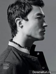 Daniel Henney для August Man 2012