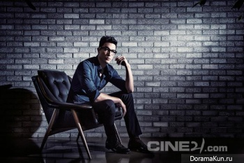 Daniel Henney для Cine21 No. 920