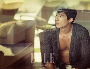 Daniel Henney для Elle Korea June 2012 Extra
