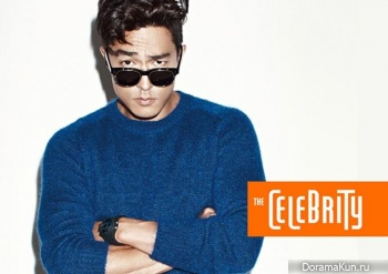 Daniel Henney для The Celebrity No.1 Korea 2013