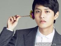 Do Ji Han для CeCi February 2013