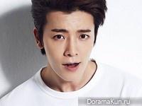 Donghae (Super Junior) для Esquire Korea July 2014