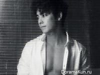 Super Junior's Donghae для W Korea September 2012