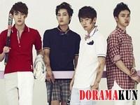 EXO-K и др. для InStyle Korea August 2012