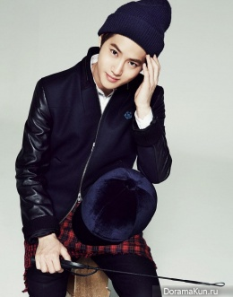 EXO для Season Greeting 2014