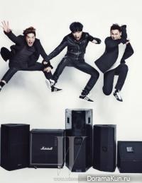 Epik High для W Korea November 2012